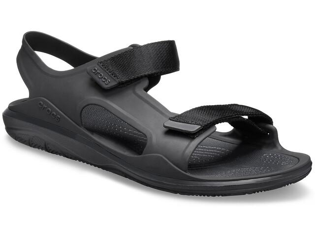 Crocs Swiftwater Expedition Sandals Men, black/black